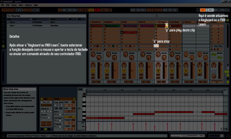 Ableton Live: Remote Control